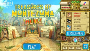 Treasures of Montezuma Blitz  Screenshot 20