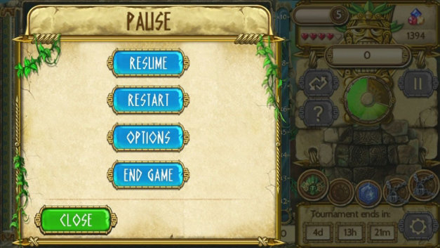 Treasures of Montezuma Blitz  Screenshot 22