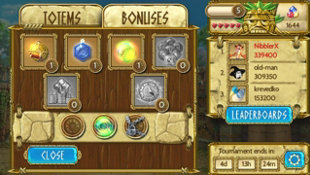 Treasures of Montezuma Blitz  Screenshot 2