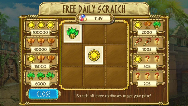 Treasures of Montezuma Blitz  Screenshot 4