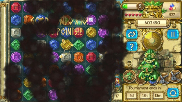 Treasures of Montezuma Blitz  Screenshot 7