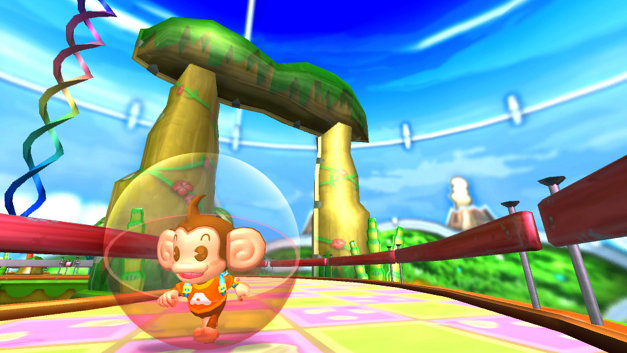 Super Monkey Ball Banana Splitz™ Screenshot 1