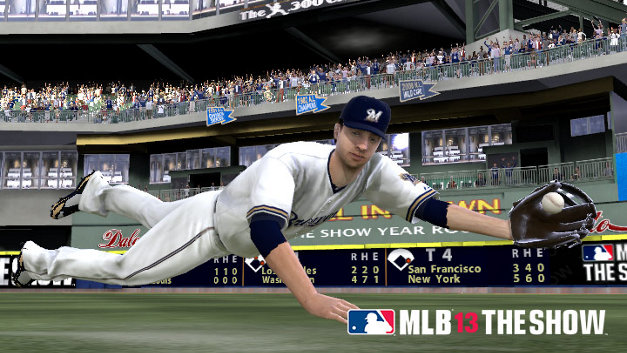 MLB® 13 The Show™ Screenshot 1