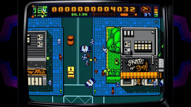 Retro City Rampage™ Screenshot 1
