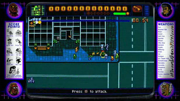 Retro City Rampage™ Video Screenshot 1