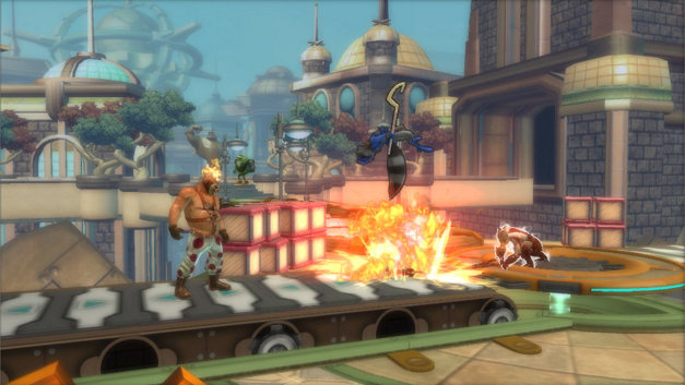 PlayStation® All-Stars Battle Royale™  Screenshot 1