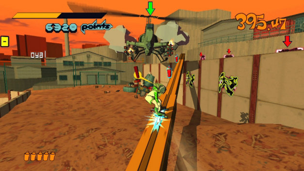 Jet Set Radio™ Screenshot 4