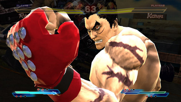 STREET FIGHTER® X TEKKEN® Screenshot 7