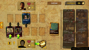 Uncharted: Fight For Fortune Screenshot 2
