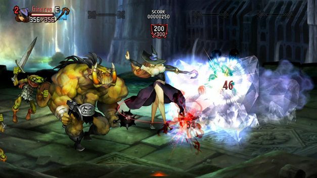 Dragon's Crown Screenshot 1