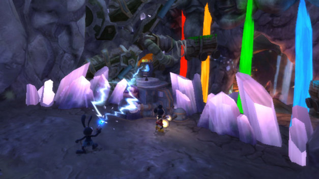 Disney Epic Mickey 2: The Power of Two Screenshot 10