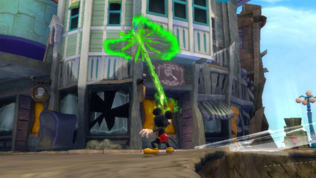 Disney Epic Mickey 2: The Power of Two Screenshot 13