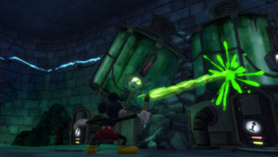 Disney Epic Mickey 2: The Power of Two Screenshot 3