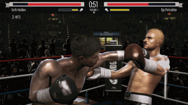 Real Boxing™ Screenshot 1