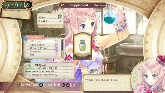 Atelier Meruru™ Plus: The Apprentice of Arland Screenshot 13