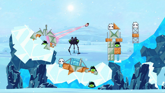Angry Birds™ Star Wars® Screenshot 1