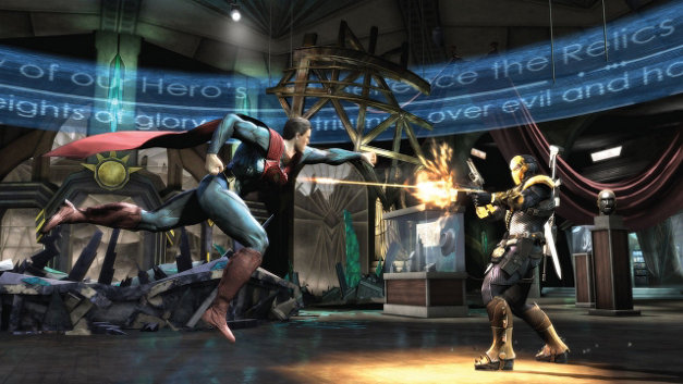 Injustice: Gods Among Us Ultimate Edition Screenshot 1