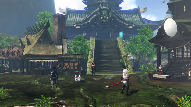 TOUKIDEN: The Age of Demons Screenshot 13