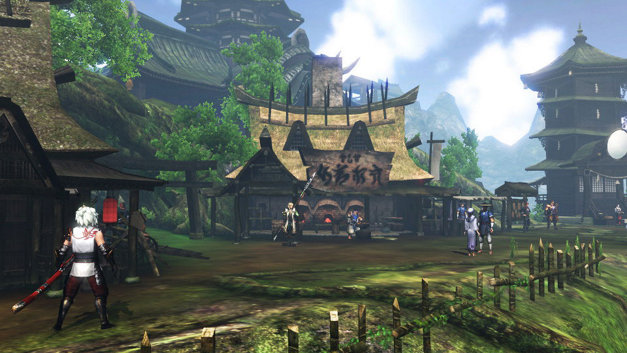 TOUKIDEN: The Age of Demons Screenshot 16
