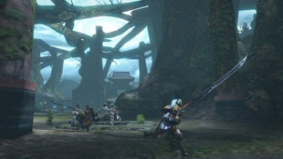 TOUKIDEN: The Age of Demons Screenshot 29