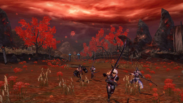 TOUKIDEN: The Age of Demons Screenshot 34