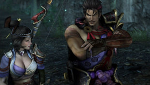 TOUKIDEN: The Age of Demons Screenshot 3