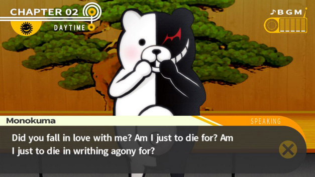 Danganronpa: Trigger Happy Havoc Screenshot 7