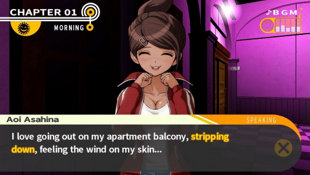 Danganronpa: Trigger Happy Havoc Screenshot 2