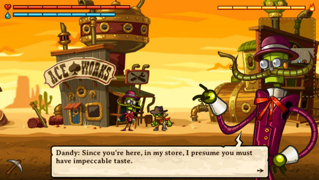 SteamWorld Dig Screenshot 4