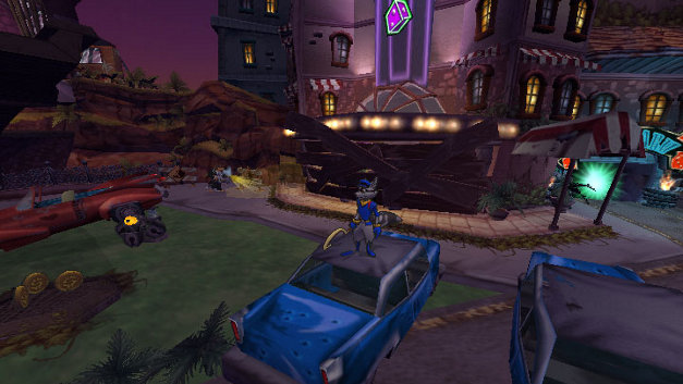 Sly Cooper Collection Screenshot 10