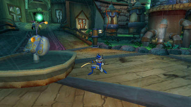 Sly Cooper Collection Screenshot 1