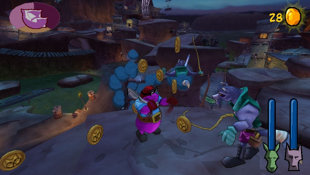 Sly Cooper Collection Screenshot 6