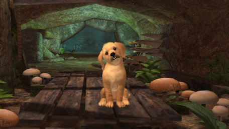 Playstation®Vita Pets Trailer Screenshot