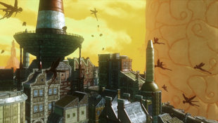 Gravity Rush™ Screenshot 2
