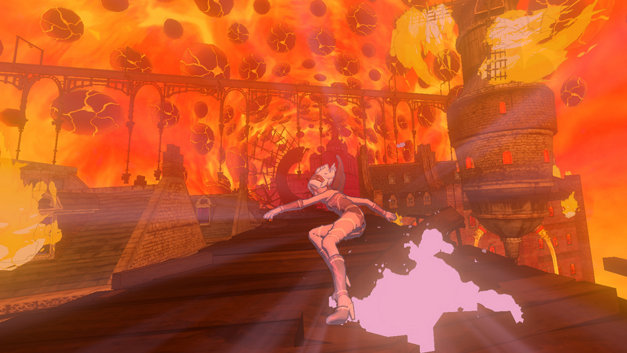 Gravity Rush™ Screenshot 4