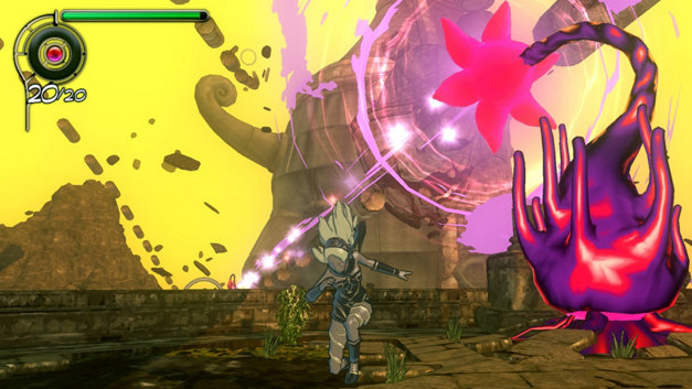 Gravity Rush™ Screenshot 1