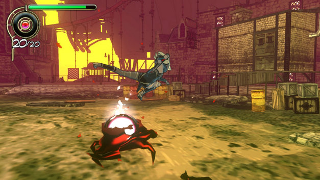 Gravity Rush™ Screenshot 10