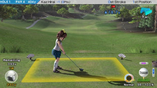 Hot Shots Golf: World Invitational Screenshot 2