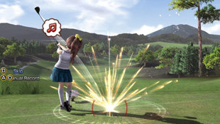 Hot Shots Golf: World Invitational Screenshot 3