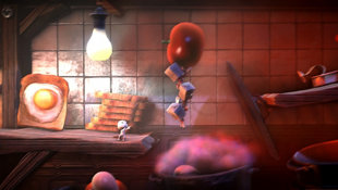 LittleBigPlanet™ PlayStation® Vita Screenshot 11