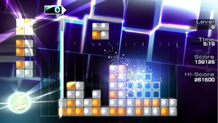 Lumines™ Electronic Symphony Screenshot 2