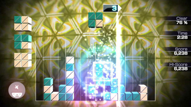 Lumines™ Electronic Symphony Screenshot 4
