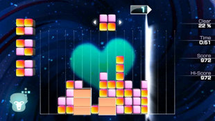 Lumines™ Electronic Symphony Screenshot 5