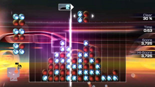 Lumines™ Electronic Symphony Screenshot 6