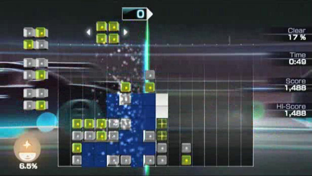 Lumines™ Electronic Symphony Video Screenshot 1