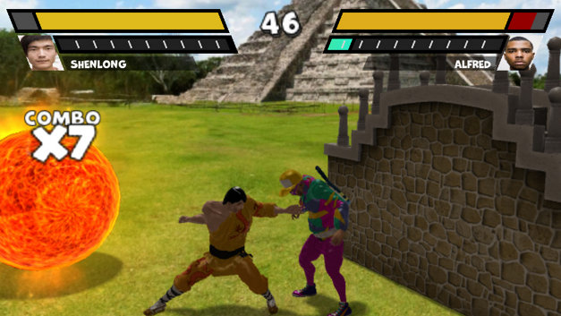 Reality Fighters™ Screenshot 1