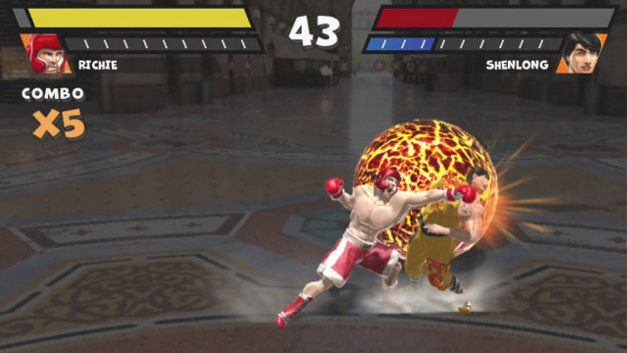 Reality Fighters™ Screenshot 4