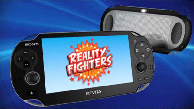Reality Fighters™ Video Screenshot 1