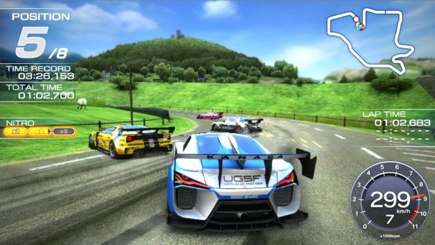 Ridge Racer® Screenshot 1