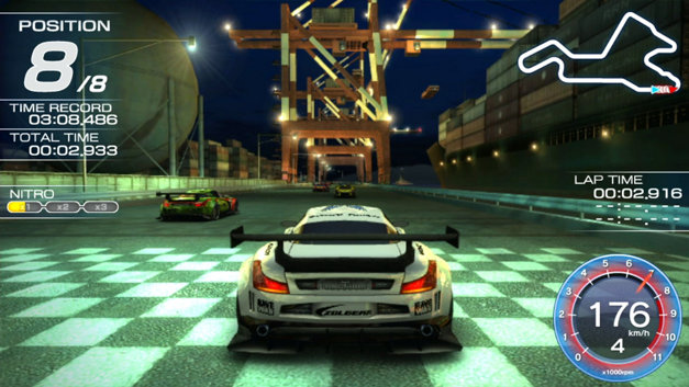 Ridge Racer® Screenshot 4